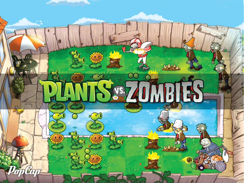 is plants vs zombies 2 compatible with ipad 1